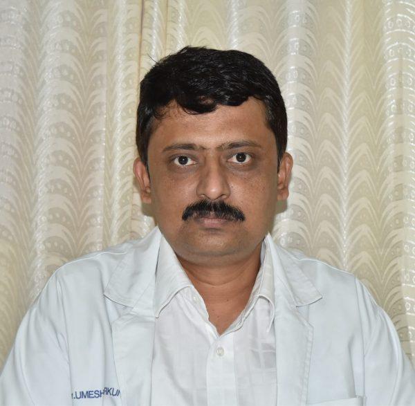 Dr Umesh Harakuni Opthalmologist