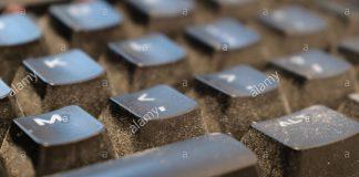 keyboard-bacetria