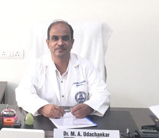 Dr M A Udachankar